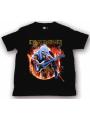 Camiseta Iron Maiden FLF para niños