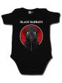 Body Bebé Black Sabbath