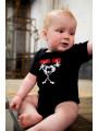 Pearl Jam baby romper Stickman photoshoot