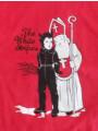 Camiseta White Stripes para niños Krampus