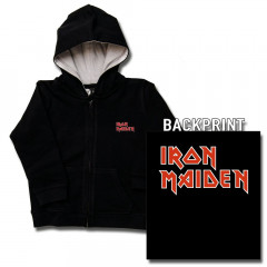 Iron Maiden Logo kids sweater (Print on demand)