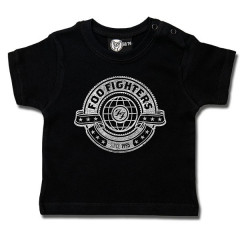 Camiseta Foo Fighters para bebé