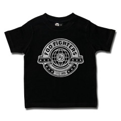 Camiseta Foo Fighters para niños