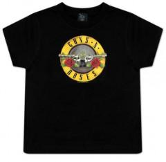 Camiseta Guns 'n Roses Bullet para niños