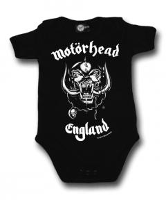 Body Bebé Motörhead England