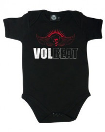 Body Bebé Volbeat Skullwing