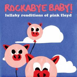 Rockabye Baby - CD Rock Baby Lullaby de Pink Floyd