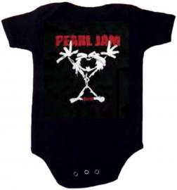 Body Bebé Pearl Jam Stickman