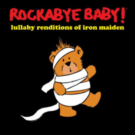 Rockabye Baby Iron Maiden - CD