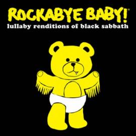 Rockabye Baby - CD Rock Baby Lullaby de Black Sabbath