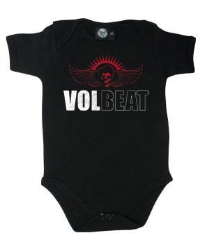 Body Bebé Volbeat Skullwing