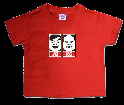 Camiseta Tenacious D para niños