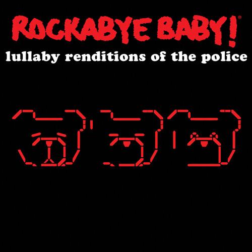 Rockabye Baby - CD Rock Baby Lullaby de The Police