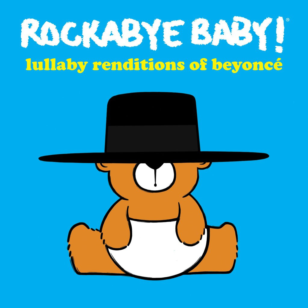 Rockabye Baby Beyonce CD