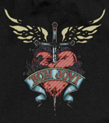 Body Bon Jovi bebe Heart