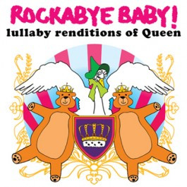 Rockabye Baby - CD Rock Baby Lullaby de Queen