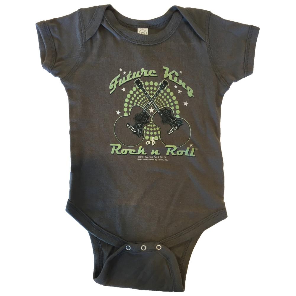 Elvis baby romper Future king (Clothing)