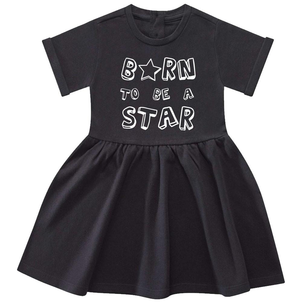 Vestido Bebés Born to be a star