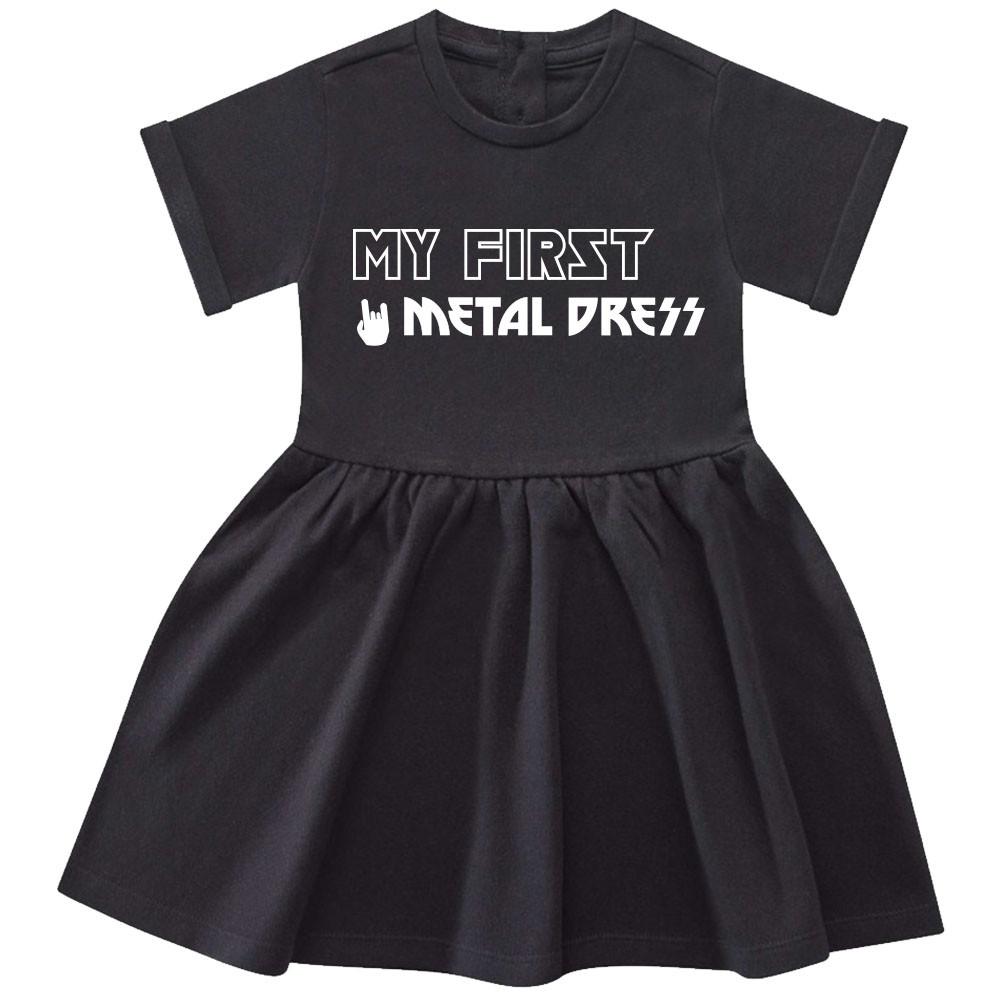 Vestido Bebés My First Metal Dress