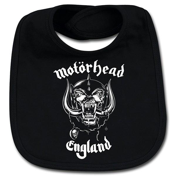 Babero Motörhead – England