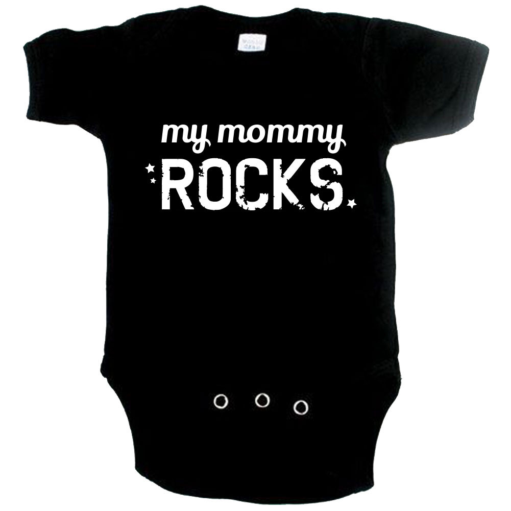 Body Bebé Cool my Mommy Rocks