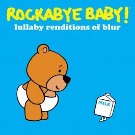 Rockabye Baby - CD Rock Baby Lullaby de Blur