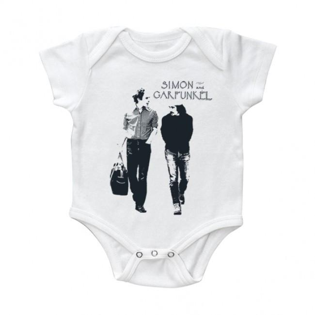 Body Simon and Garfunkel Walking White