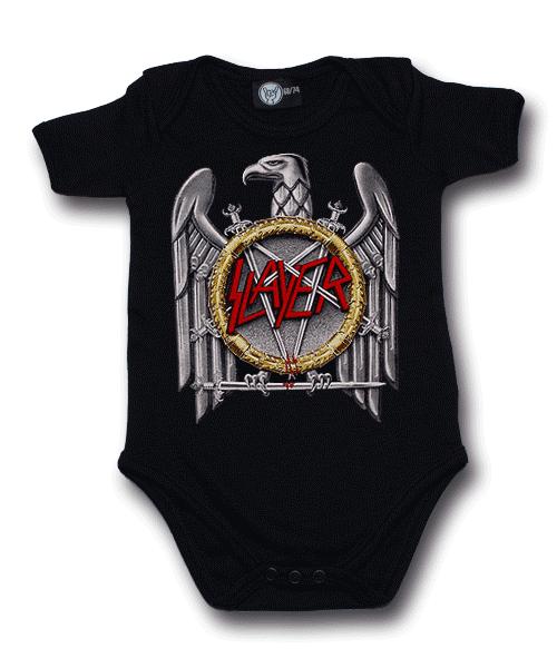 Body Bebé Slayer Silver Eagle