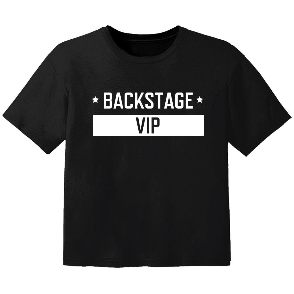 Camiseta Cool para niños backstage VIP