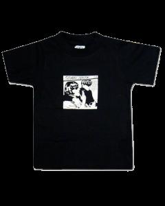 Camiseta Sonic Youth para niños Black Goo