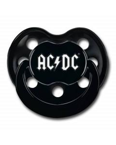 Chupete con lengua de AC/DC