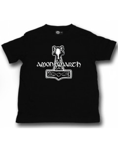 Camiseta Amon Amarth Hammer