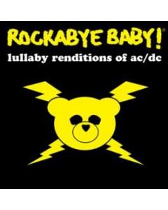 Rockabye Baby - CD Rock Baby Lullaby de AC/DC