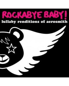 Rockabye Baby - CD Rock Baby Lullaby de Aerosmith