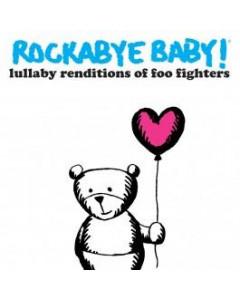 Rockabye Baby - CD Rock Baby Lullaby de Foo Fighters