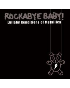 Rockabye Baby Metallica - CD Rock Baby Lullaby de Metallica