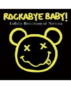 Rockabye Baby - CD Rock Baby Lullaby de Nirvana