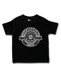 Camiseta Foo Fighters para niños