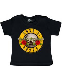 Camiseta Guns 'n Roses Logo para bebé