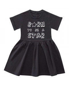 Vestido Bebés Born to be a star
