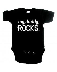 Body Bebé Cool my Daddy Rocks