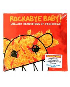 Rockabye Baby Radiohead - CD Lullaby