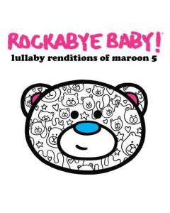 Rockabye Baby - CD Rock Baby Lullaby de Maroon 5