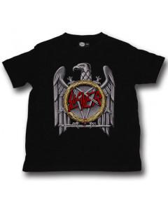 Camiseta Slayer para niños Silver Eagle