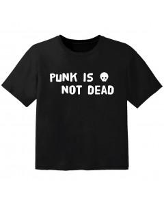 Punk T-shirt para bebé Punk is not dead