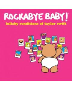 Rockabye Baby - CD Rock Baby Lullaby de Taylor Swift