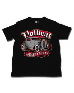 Camiseta Volbeat Rock 'n Roll para niños
