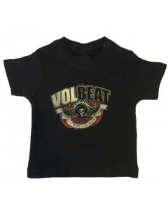 Camiseta para bebé Volbeat Boogie